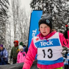 Kootenay Cup races in Fernie