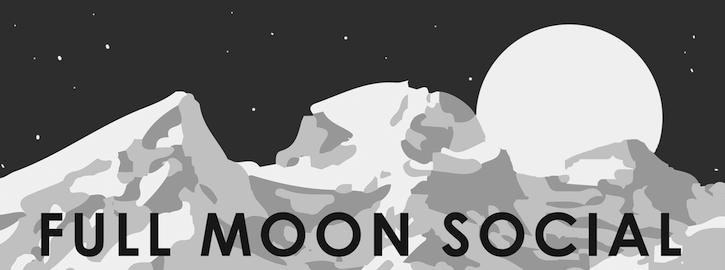 full moon social