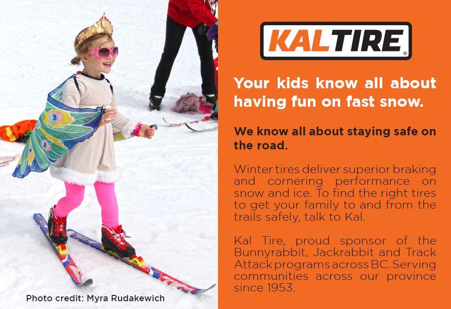 Kal-Tire sponsor