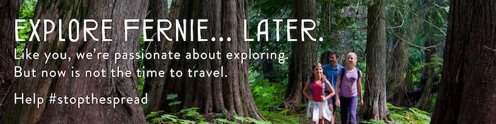 tourism fernie 2020