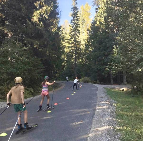 fernie nordic racers fall 2021