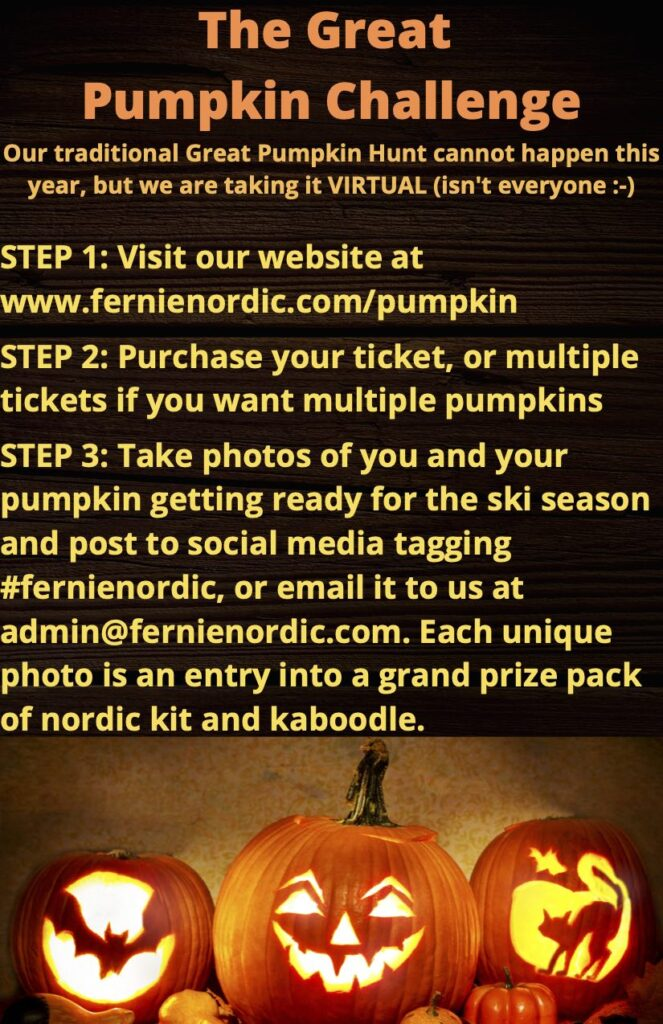pumpkin challenge 2021
